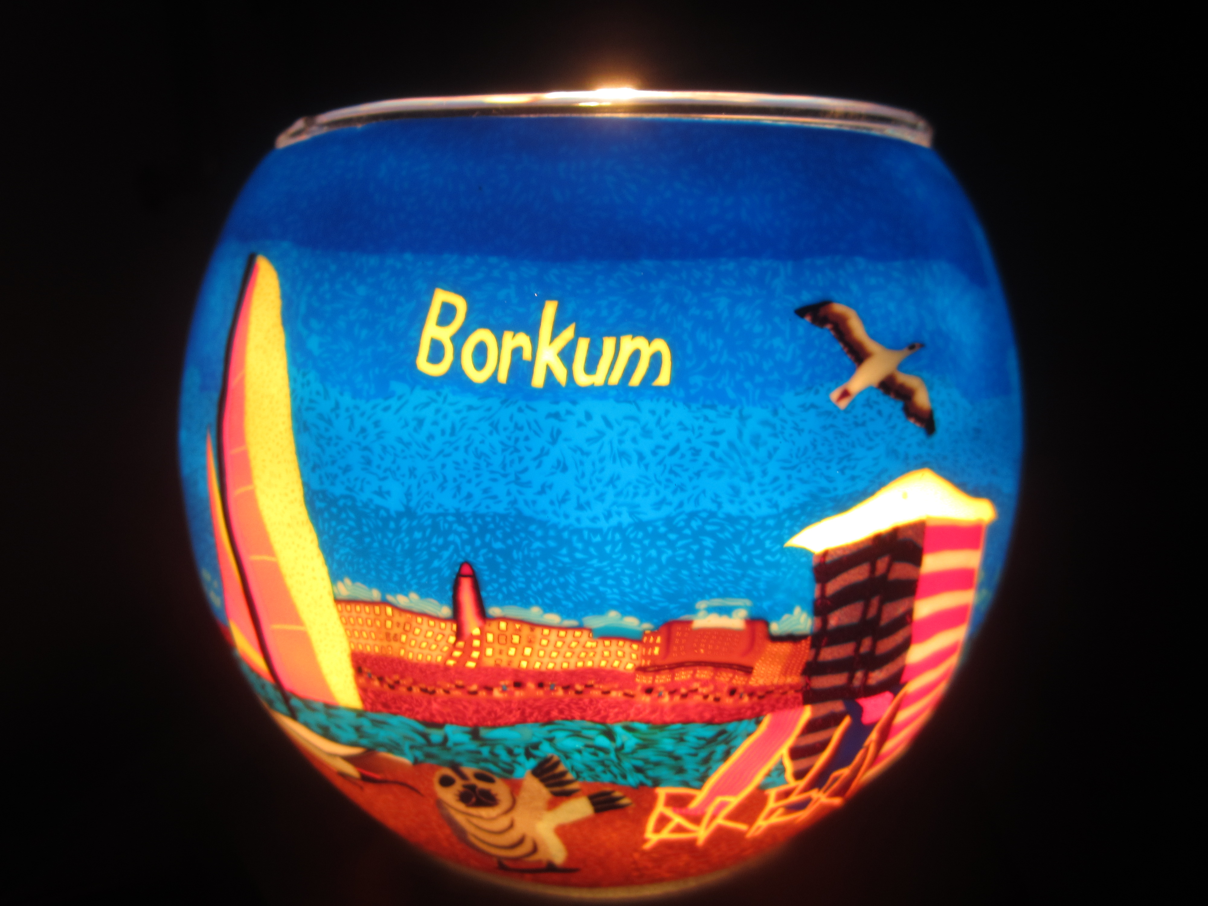 Single urlaub borkum